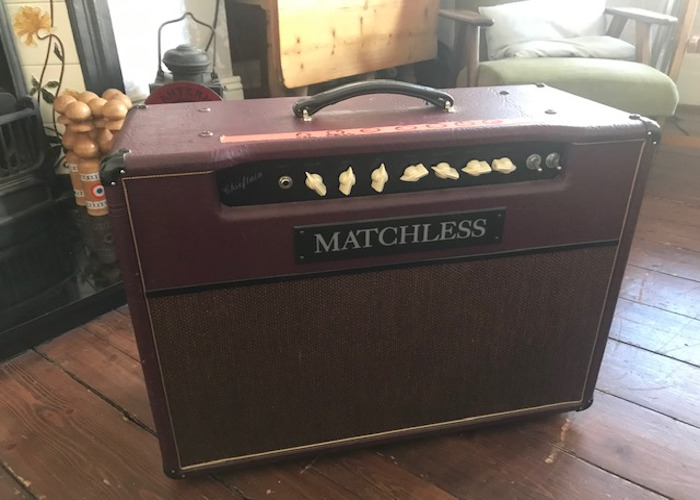 Matchless chieftain guitar amp - 1
