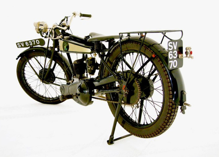 Matchless Motorcycles Model R (1926) - 2