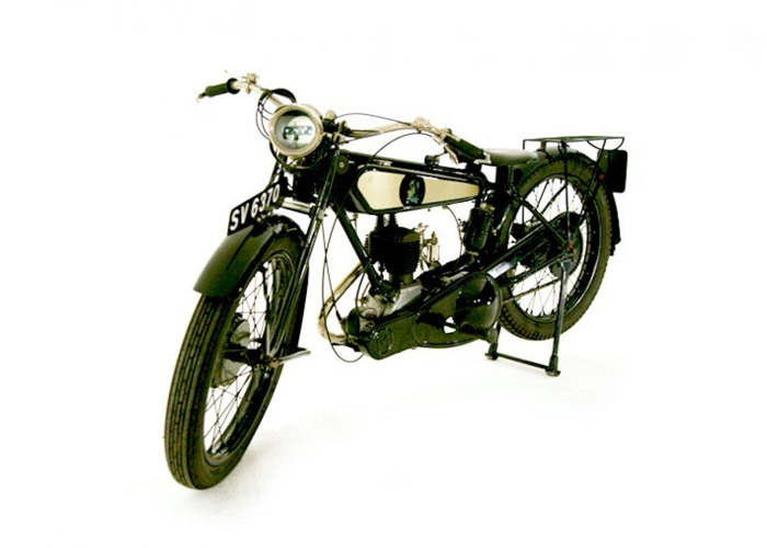 Matchless Motorcycles Model R (1926) - 1