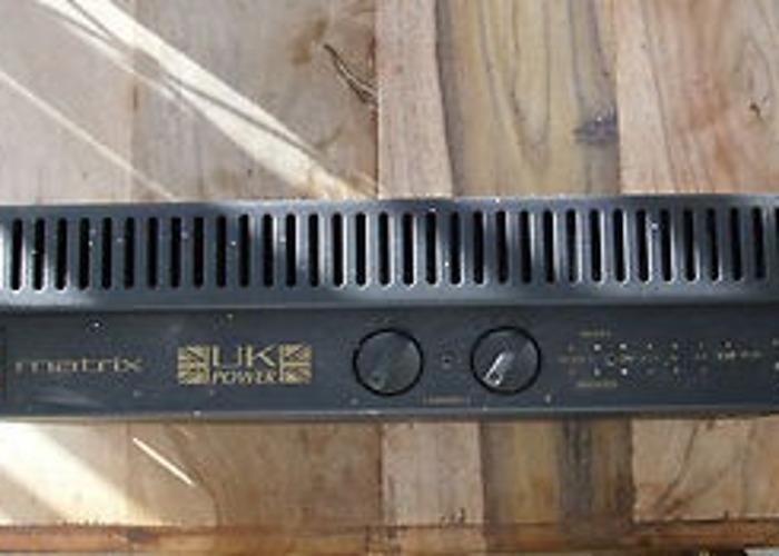 Matrix UKP500 Amplifier (Amp) - 500w   - 1