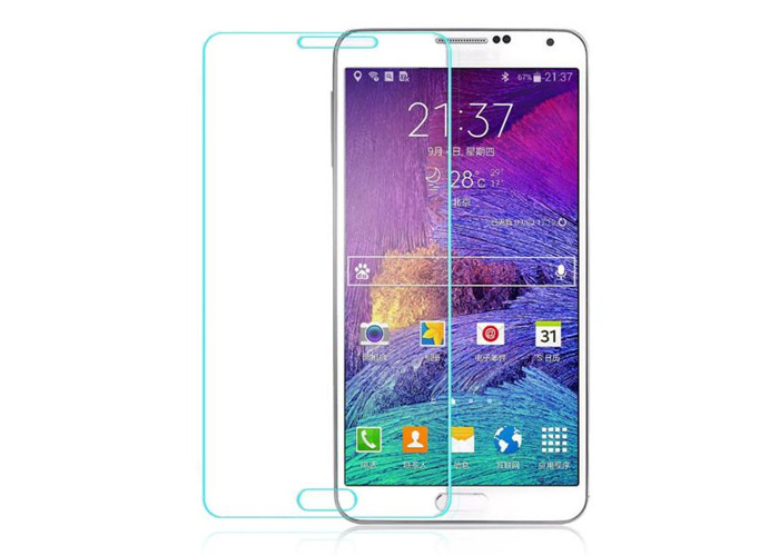Matte Screen Tempered Glass Protector Film For Samsung Galaxy J7 2015 - 1