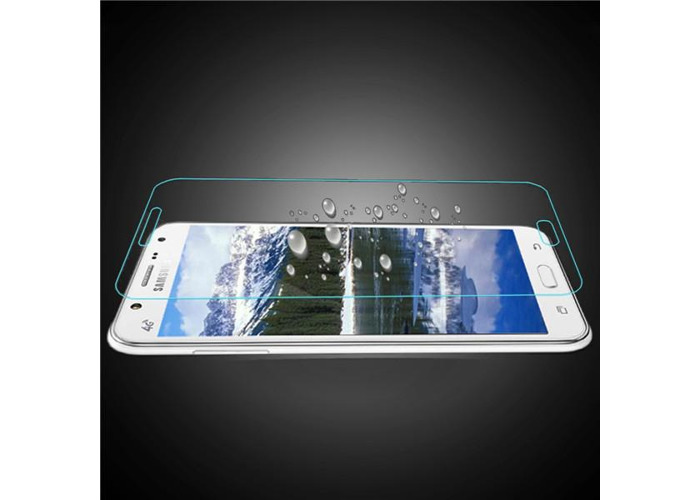 Matte Screen Tempered Glass Protector Film For Samsung Galaxy J7 2015 - 2