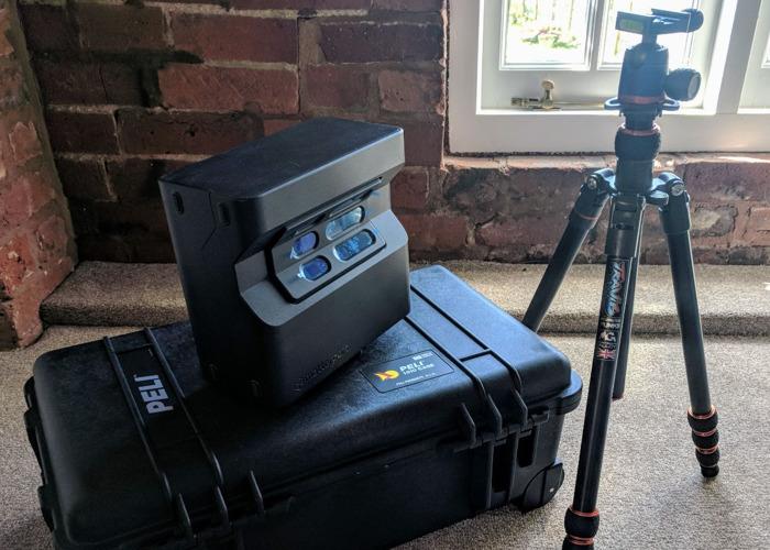 Rent Matterport Pro2 3D Camera (4K HDR) in Berkswell