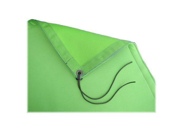 Matthews Butterfly/Overhead Fabric - 20x20' - Green Screen - 1