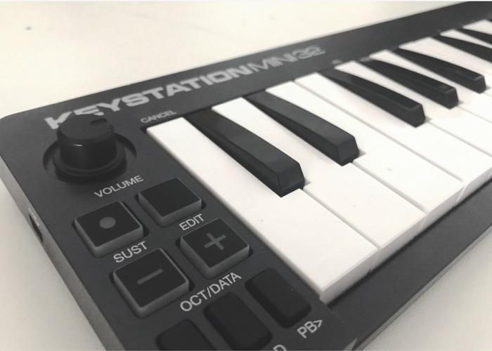 M-AUDIO Keystation Mini 32 - 1