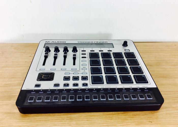 M-Audio Trigger Finger Pro - MIDI Controller - 2