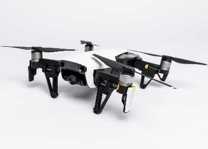DJI Mavic Air Drone in White with Fly More bundle - 2