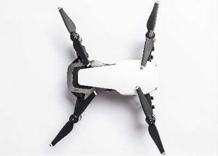 DJI Mavic Air Drone in White with Fly More bundle - 1