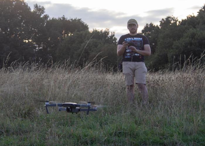 Mavic Pro 4K Drone with Operator (PfCO) - 1