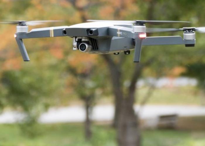 Mavic pro drone - 2