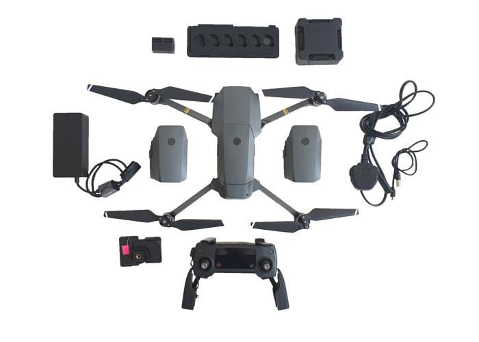 Mavic Pro Drone Kit - 2
