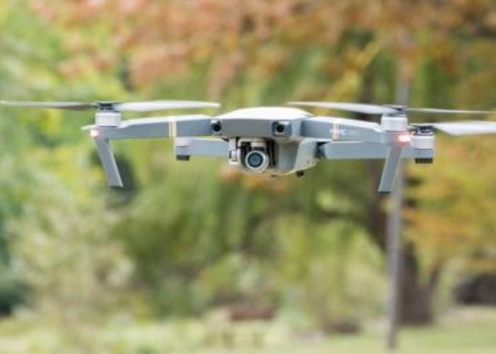 Mavic Pro Drone con batería de repuesto - 2