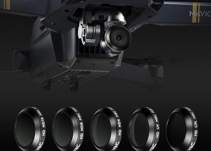 Mavic Pro ND Filters - 1
