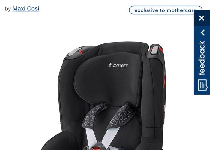 Maxi cosi Group 1 car seat  - 2