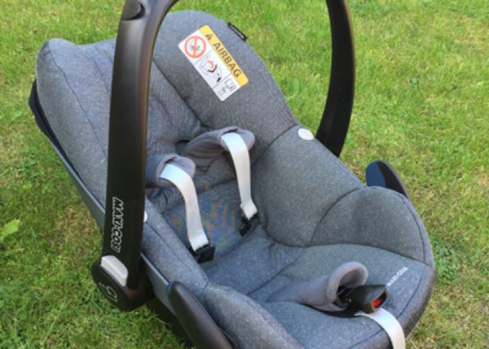 Maxi Cosi Pebble Plus Car Seat - 1
