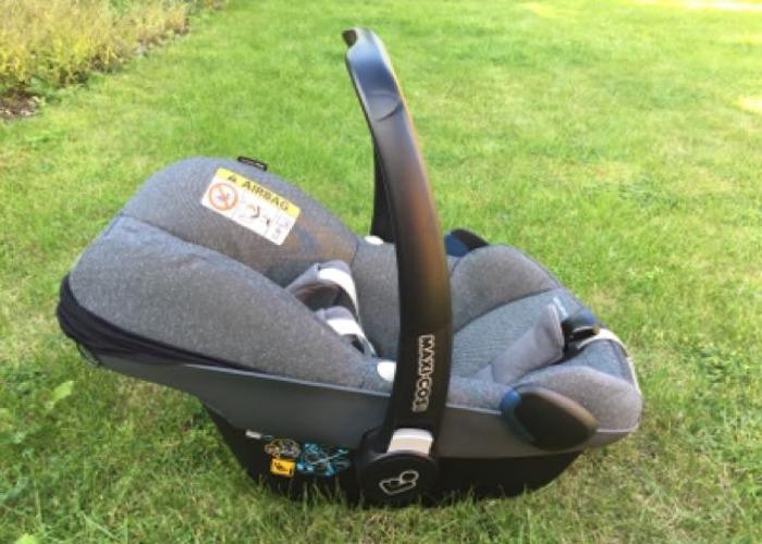 Maxi Cosi Pebble Plus Car Seat - 2