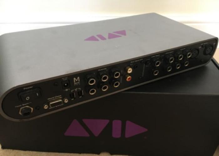 Mbox Pro Audio Interface  - 1