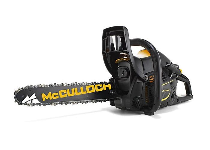 McCulloch CS 340 38 cc Cordless Petrol Chainsaw - 1