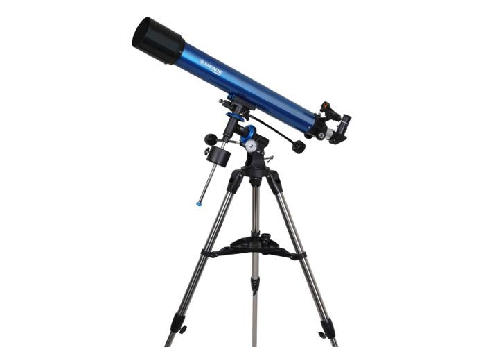 Meade Polaris 90 EQ3 Refractor Telescope - 1