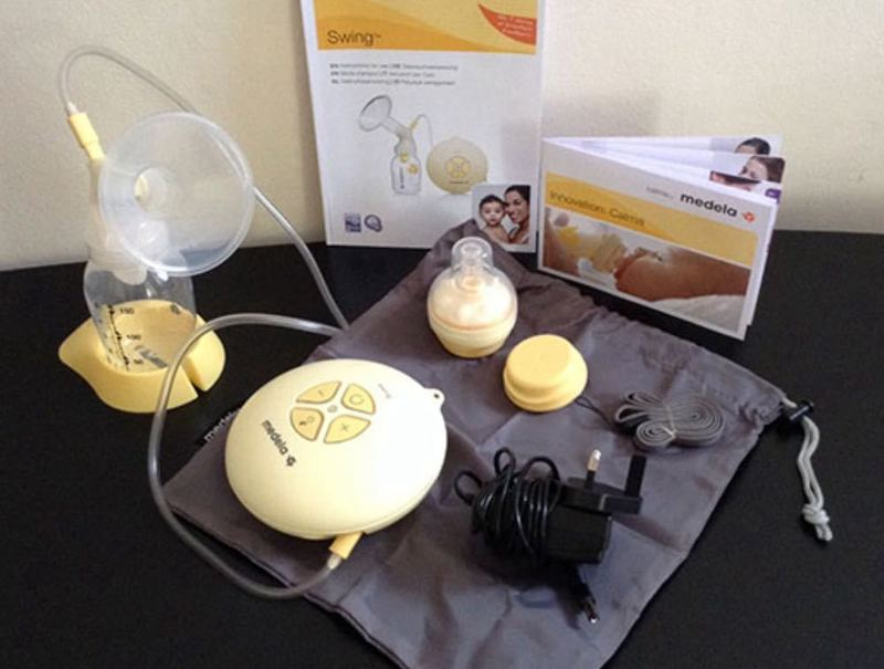 Medela Breast Pump with Calma Teat - 2