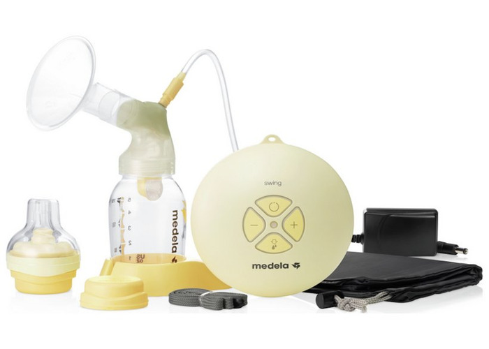 Medela Swing single electric breast pump - 1