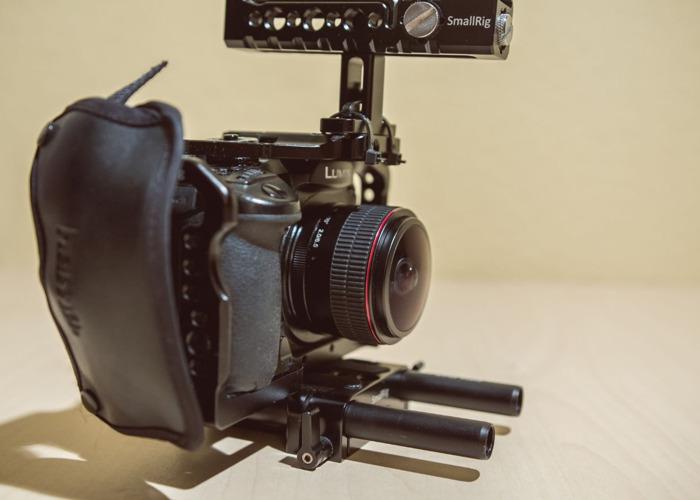 Meike 6.5mm f2 for MFT cameras  - 2