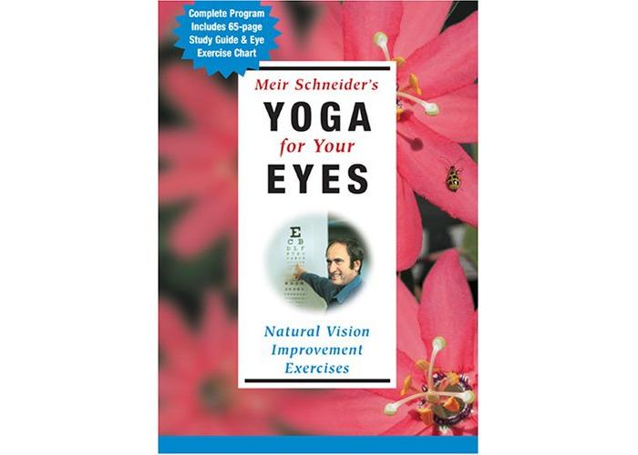 Meir Schneider - Yoga for Your Eyes [DVD] [1999] [Region 1] [US Import] [NTSC] [DVD] - 1