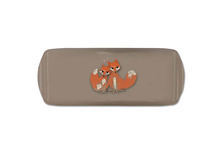 Melamaster Sandwich Tray Fox - 1
