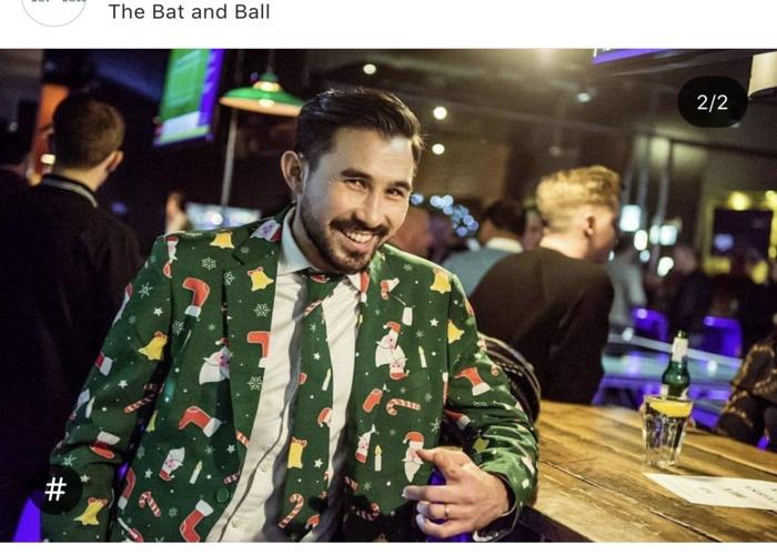 Mens Christmas suit - 1