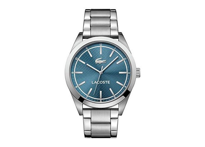 Mens Edmonton Stainless Steel Bracelet Watch - 1