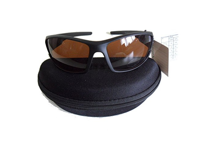 Mens Fletcher and Lowe Sport Sunglasses in Carry Box Case - 1