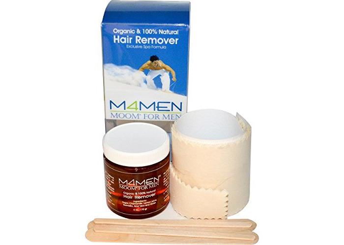 Men's MOOM Organic Hair Removal Kit - 1