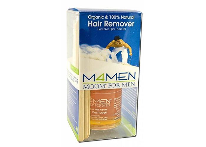 Men's MOOM Organic Hair Removal Kit - 2