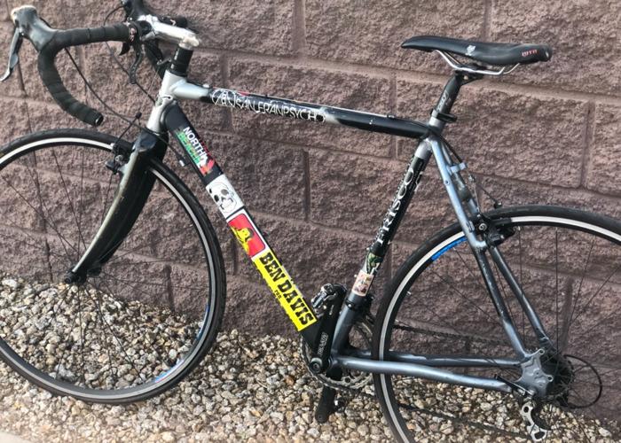 Ibex x Ray CycloCross unisex Road Bike! 🚲  - 1