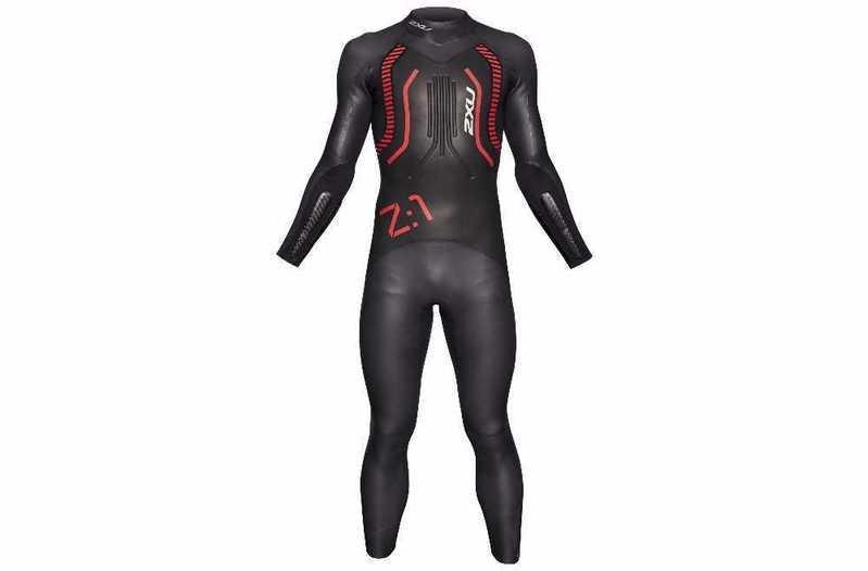 MEN's Triathlon Wetsuit 2XU Z1 Medium Tall - 1