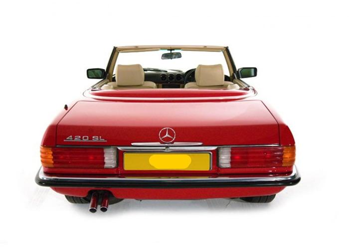 Mercedes 420 SL (1988) - 2