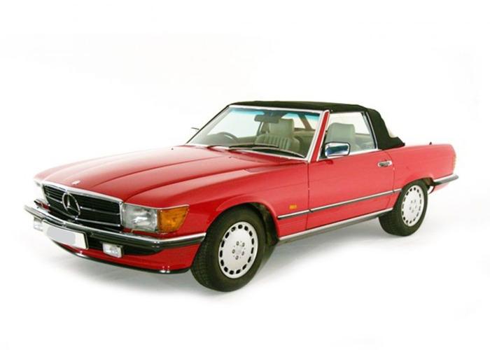 Mercedes 420 SL (1988) - 1
