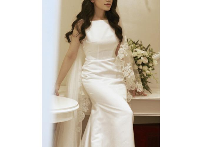 Vestido de novia de sirena - 2