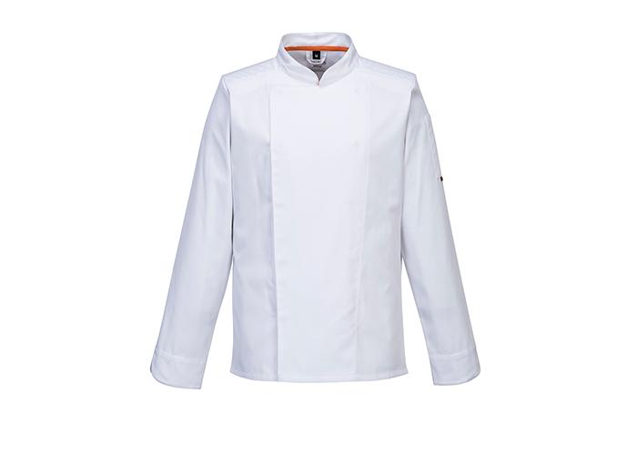 MeshAir Pro Jacket  L/S  White  XXL  R - 1