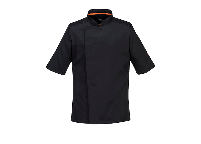 MeshAir Pro Jacket  S/S  Black  Small  R - 1