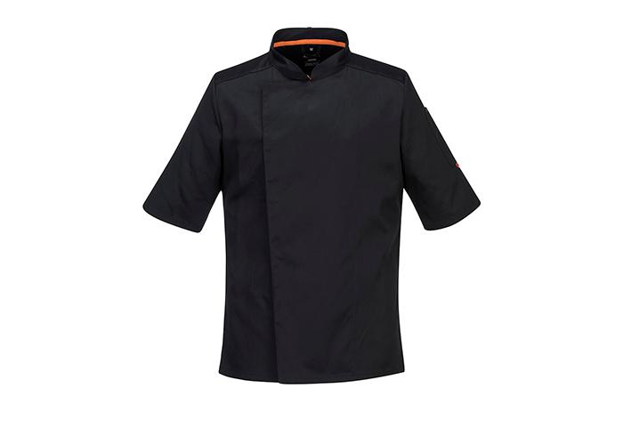 MeshAir Pro Jacket  S/S  Black  XXL  R - 1