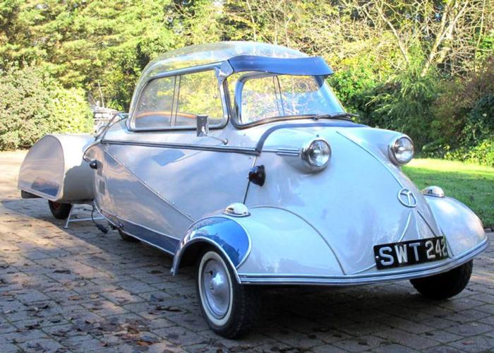 Messerschmitt KR 200 (1956) - 1