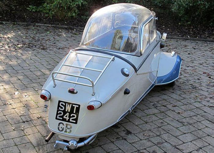 Messerschmitt KR 200 (1956) - 2
