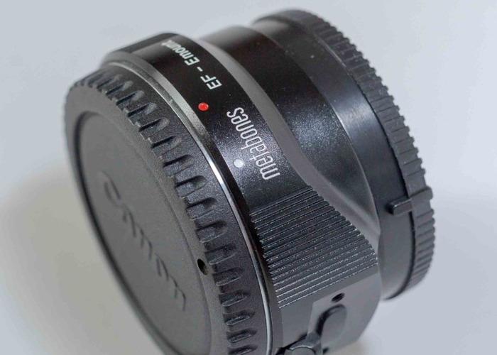 Adaptor Metabones IV Canon EF to Sony E mount - 1