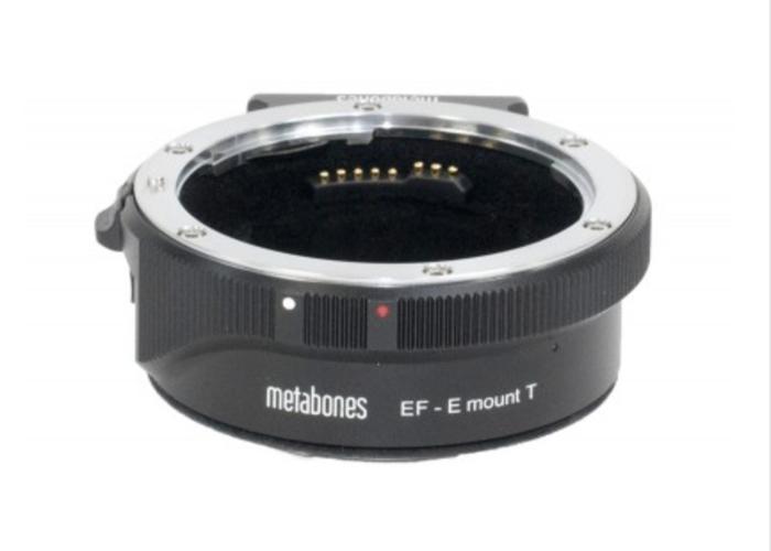 Metabones Canon EF - Sony E - 1