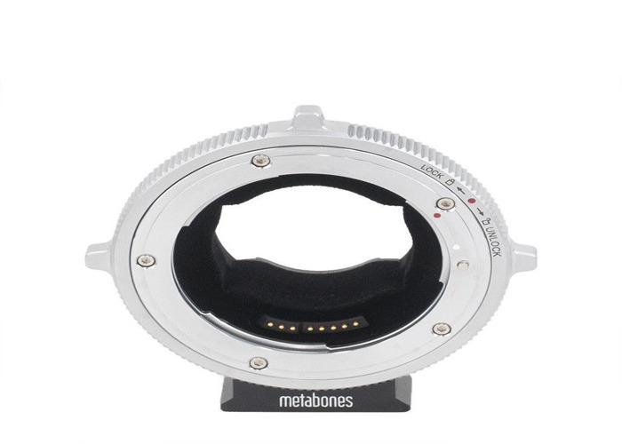 Metabones Canon EF Lens to Sony E Mount T CINE Smart Adapter - 2