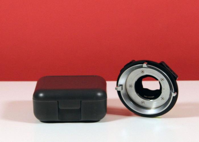Metabones Canon EF to Sony FZ T CINE Smart Adapter - 1