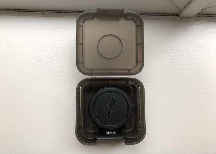 Metabones EF lens to Sony E mount Adaptor - 2