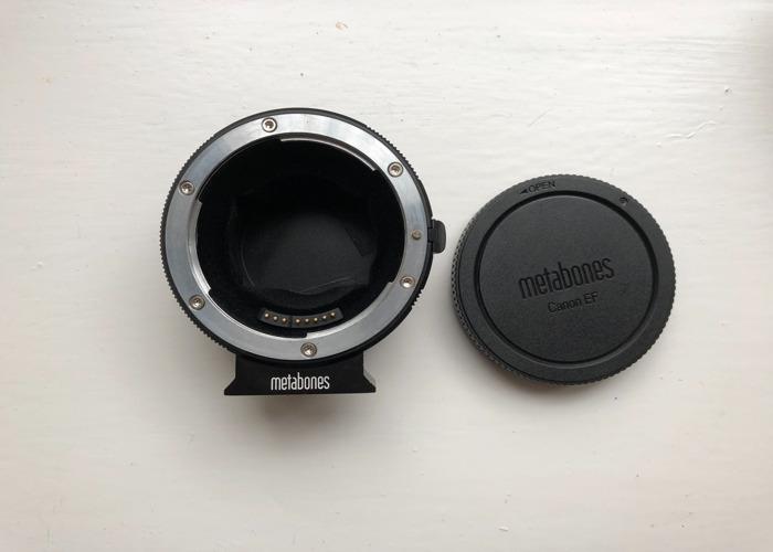 Metabones EF lens to Sony E mount Adaptor - 1