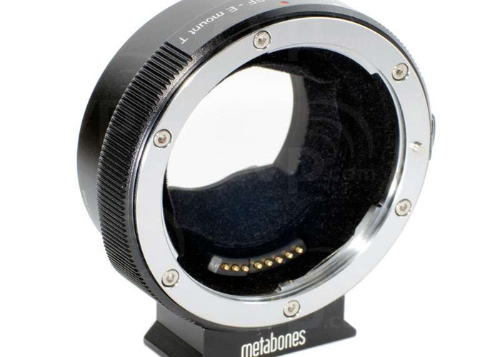 Metabones EF-E Smart adaptor  - 1